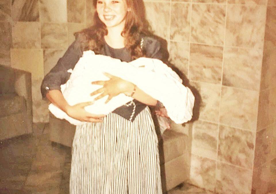 История моей второй беременности
